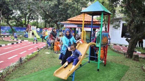 5 Aktivitas Taman Bermain Yang Membantu Tumbuh Kembang Anak