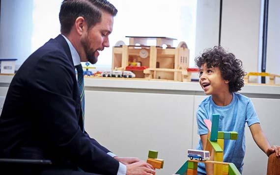terapi behavior untuk anak