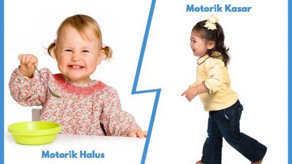 Perbedaan Motorik Halus dan Motorik Kasar, Pentingnya Keterampilan Ini Bagi Anak